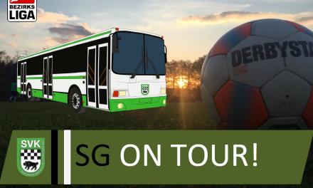 Busfahrt nach Dahn