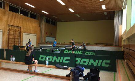Tischtennis – Schüler gewinnen