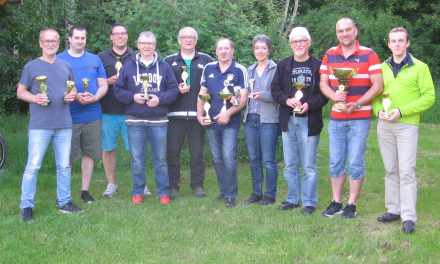 Tischtennisvereinsmeisterschaften des SVK