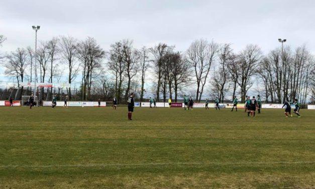 3:0-Heimsieg der 2. Mannschaft