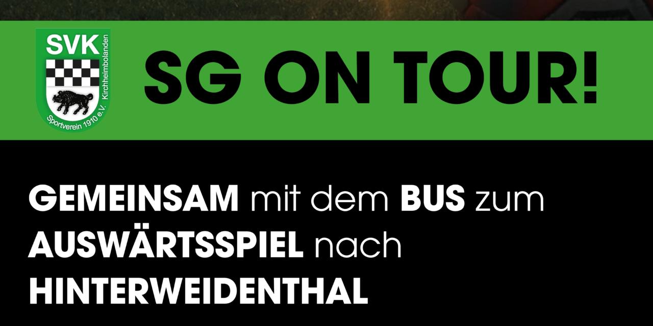 Bus nach Hinterweidenthal