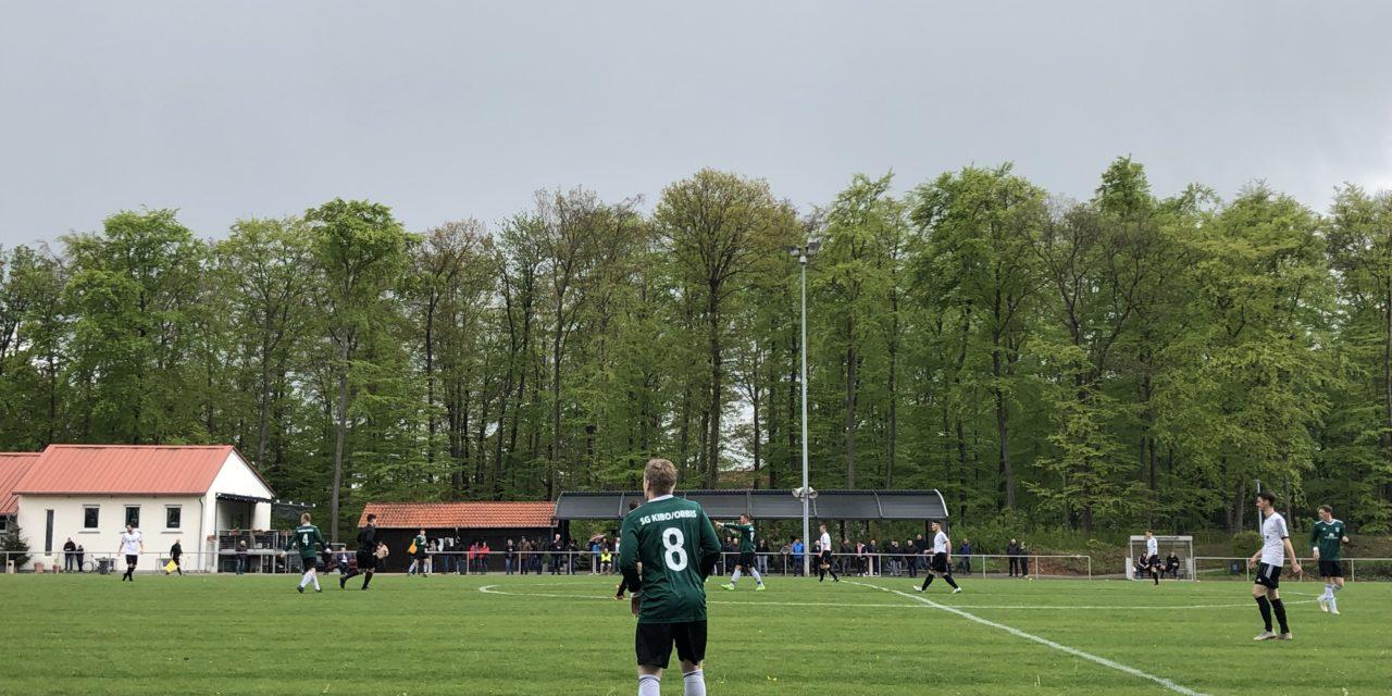 Derbyniederlage vs. Steinbach