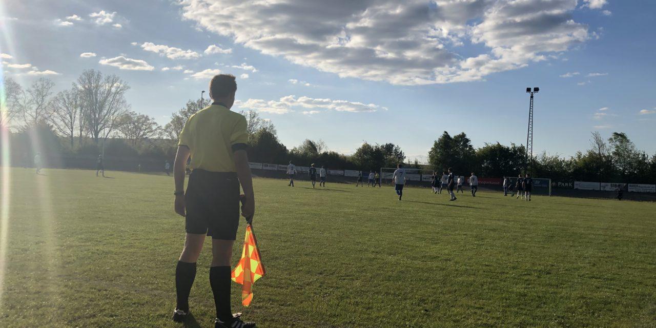 1:1-Unentschieden im Nachholspiel