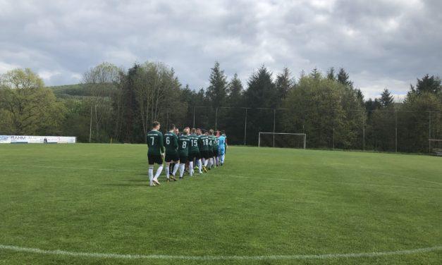 Auswärtssieg in Gundersweiler