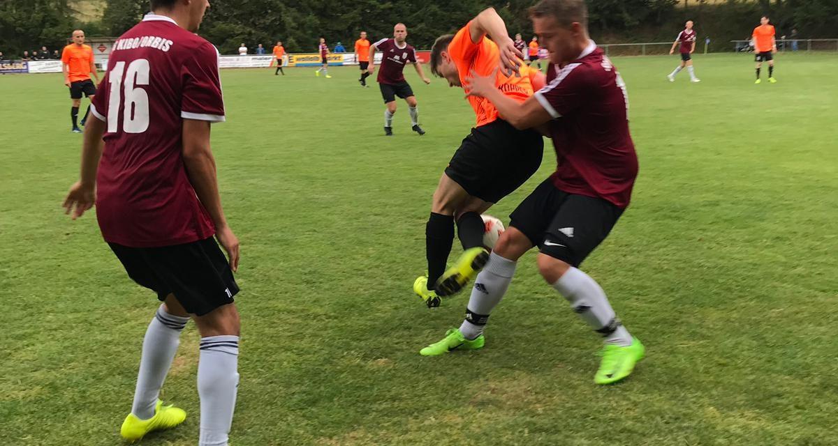 Bezirksliga: Auftaktsieg vs. Knopp/Wiesbach