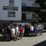 Tischtennisabteilung: Saisonabschlussfahrt nach Serfaus