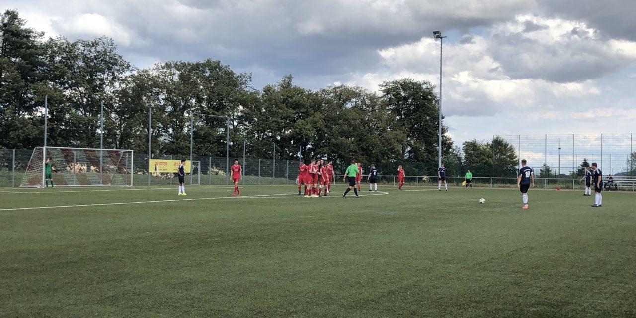 Bezirksliga: 3. Spiel – 3. Sieg