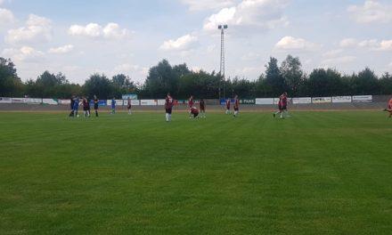 Bezirksliga: 2. Spiel – 2. Sieg