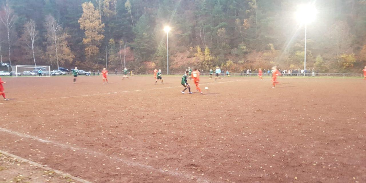 Bezirksliga: 2:0-Auswärtssieg