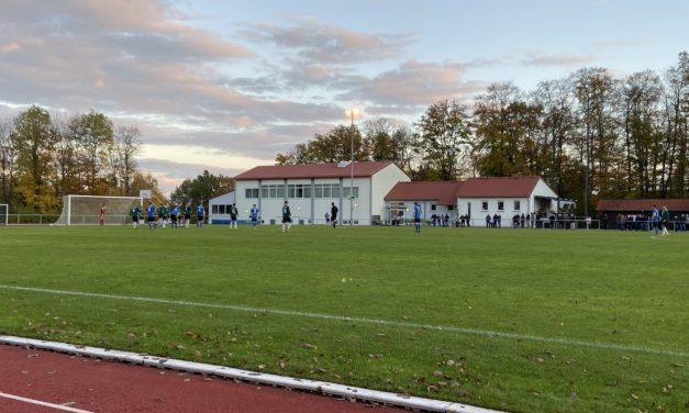 Remis im Derby gegen Rockenhausen