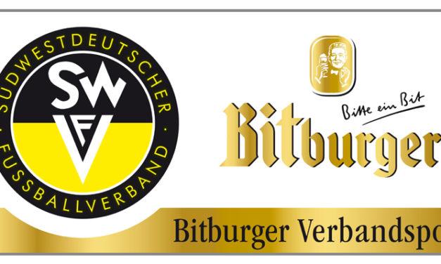 3. Runde im Bitburger-Verbandspokal ausgelost…