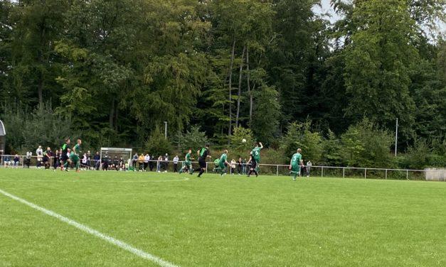Verbandspokal Runde 3: Heimsieg!