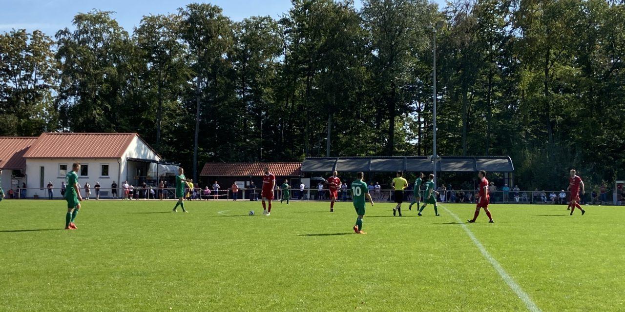 Niederlage am 02. Spieltag