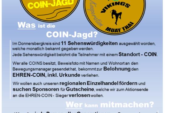 COIN-Jagd