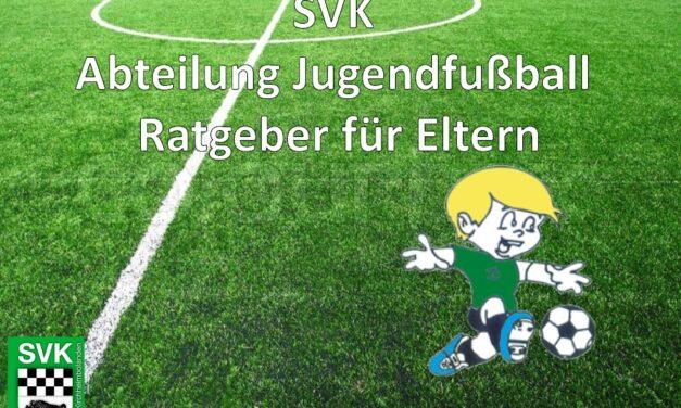 SVK-Jugend / Ratgeber für Eltern