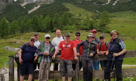 Saisonvorbereitungsfahrt nach Mühlbach am Hochkönig in Österreich